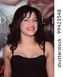 Постер, плакат: Actress BRITTANY MURPHY at