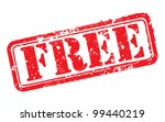 free rubber stamp vector...