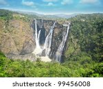 Jog Water Falls At Shimoga ...