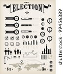 Vintage Chart  Infographic ...
