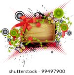 background for your text | Shutterstock .eps vector #99497900