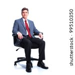 executive businessman. isolated ... | Shutterstock . vector #99510350