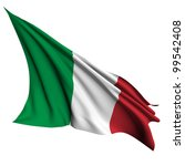 italy flag   collection no_4 | Shutterstock . vector #99542408