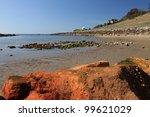 low tide | Shutterstock . vector #99621029