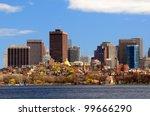 Downtown Boston, Massachusetts - stock photo