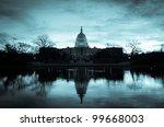 Washington Dc  Capitol Building ...