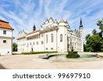 Litomysl Palace  Czech Republic