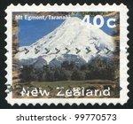 new zealand   circa 1996  a... | Shutterstock . vector #99770573