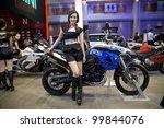 bangkok   march 30  bmw... | Shutterstock . vector #99844076
