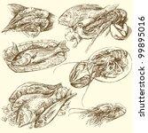 Sea Food   Fish Collection
