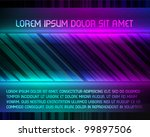 vector abstract | Shutterstock .eps vector #99897506