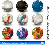 Collection Of Different Marble...