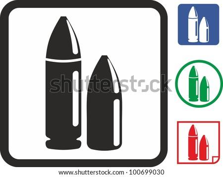 cartridge vector icon