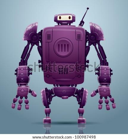 vector robot 3
