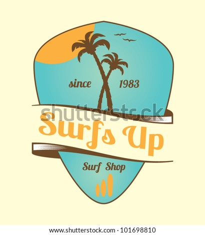 Vintage Surf Photoshop Brushes Download 81 For Commercial Use Format Abr