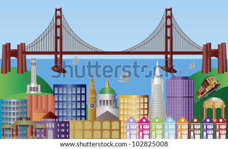 san francisco california city