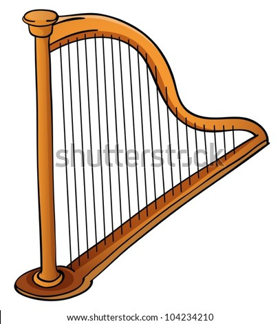 harp clip art free vector download 215 307 free vector for rh all free download com harp seal clipart celtic harp clipart