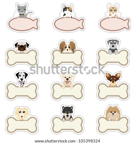 dog   cat_nameplate