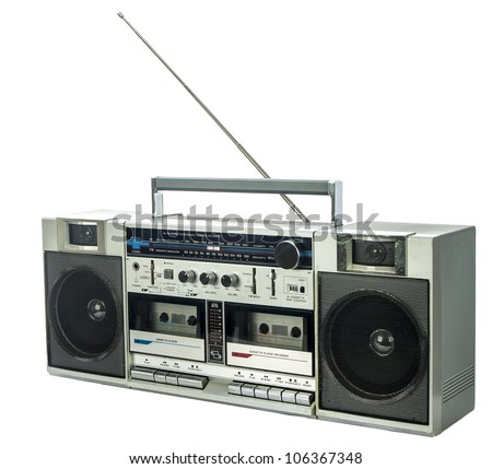 Download Oldschool Boombox Wallpaper 1920x1080 | Wallpoper ...