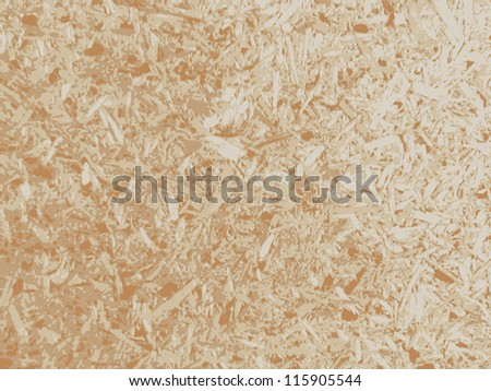 abstract wooden pressed