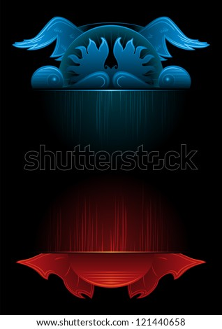gothic background