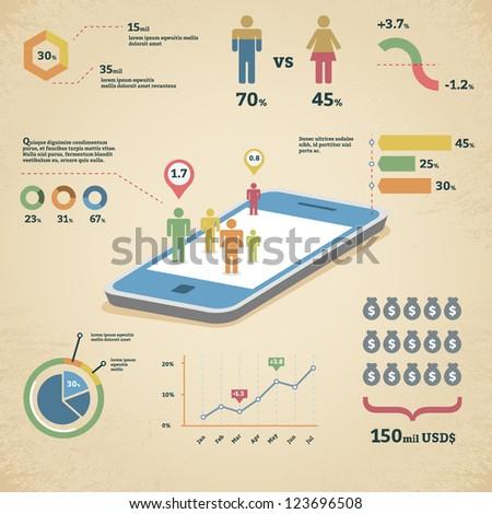 vector infographisc