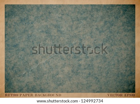 vector old paper background