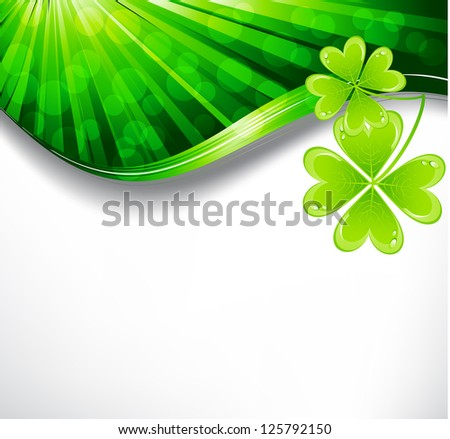 stpatrick's background