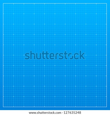 blueprint background vector