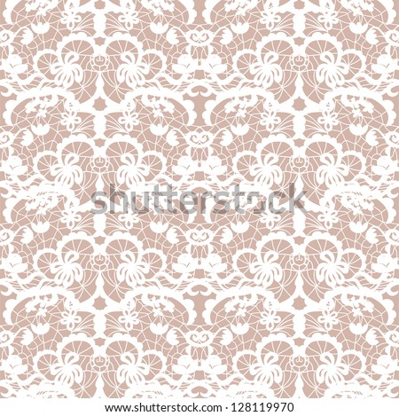 lace vector fabric seamless