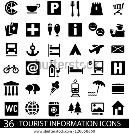 Hotel Map Symbol Free Vector Download 23385 Free Vector For