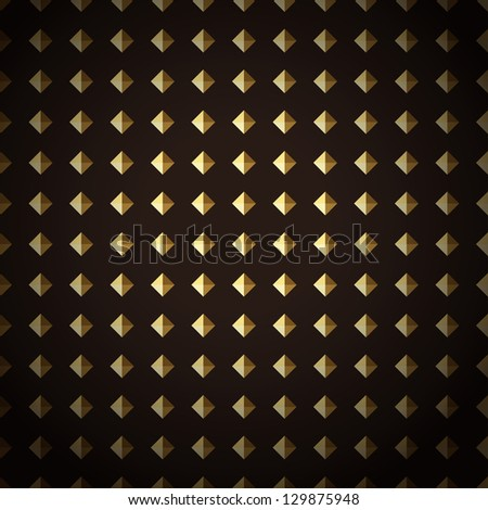 seamless texture with gold