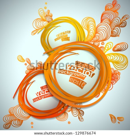 eps10 vector colorful design