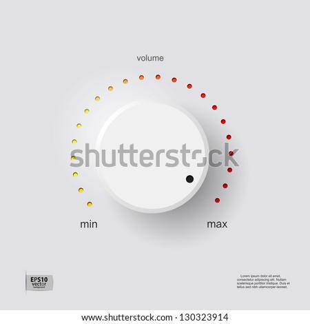 volume control
