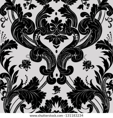 Premium Baroque Pattern