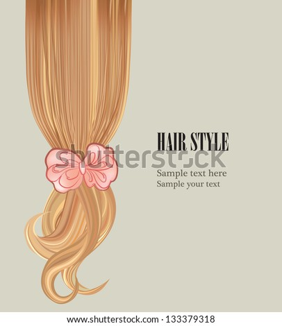 hair style  template hairstyle