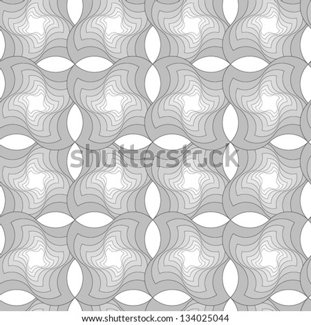abstract seamless vector black