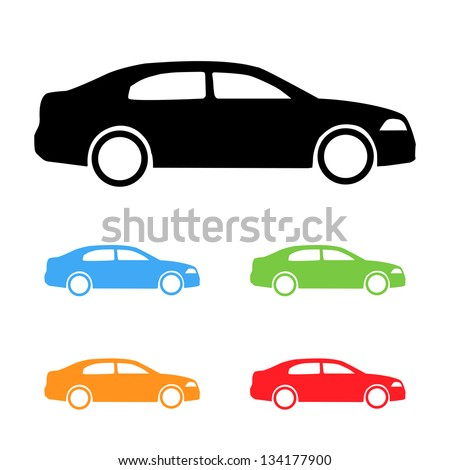 Vector car silhouette free vector download (6,851 Free vector) for ...