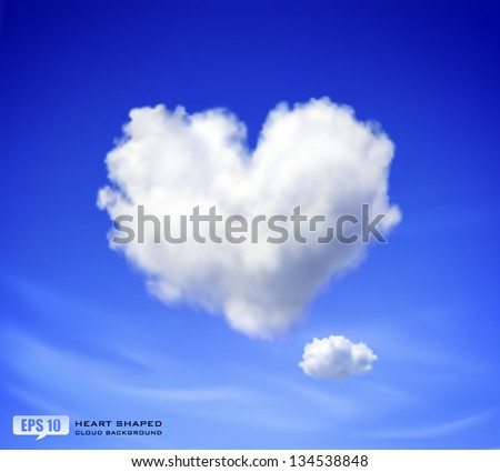 realistic vector image of heart