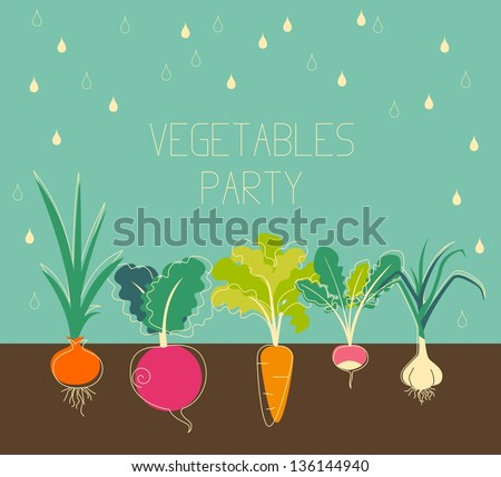 Free vector vegetables free vector download 817 Free vector for