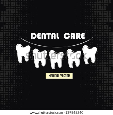 dental care over black