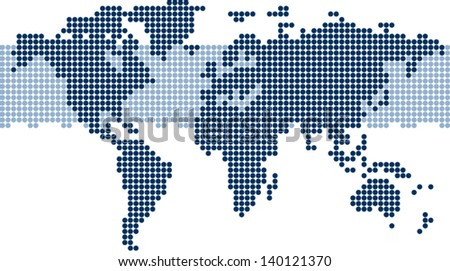 Dot world map vector free vector download 4865 free vector for dot world map vector free vector download 4865 free vector for commercial use format ai eps cdr svg vector illustration graphic art design gumiabroncs Images