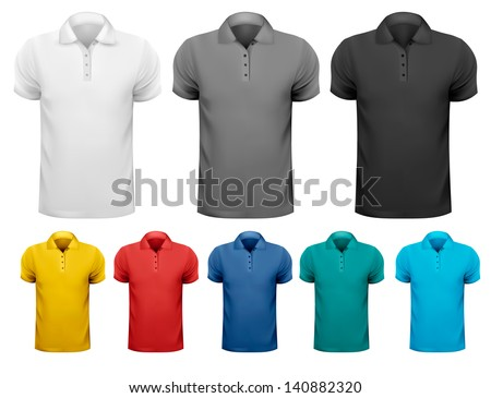 black and white and color men t