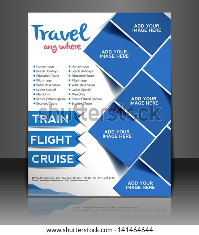 Travel poster template free vector download (15,603 Free vector ...