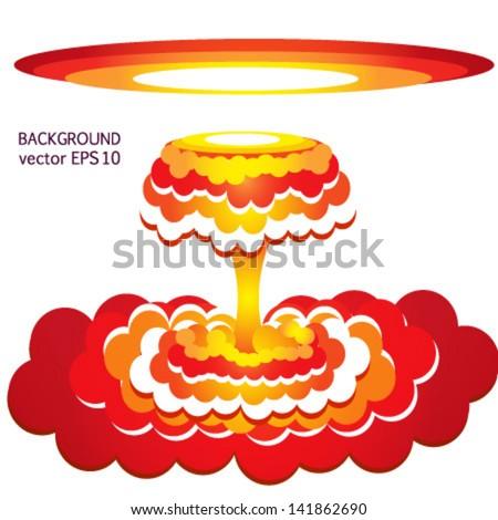 nuclear explosion  armageddon