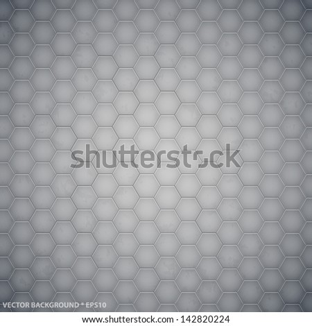 hexagon vector texture