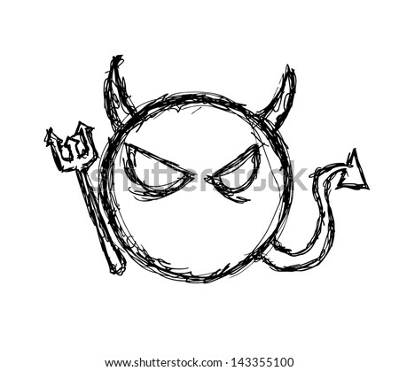 Cute Devil Clip Art Free Vector Download 214 989 Free Vector For