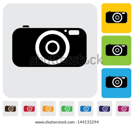 digital camera or point and