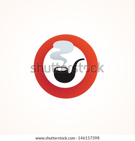 smoking vector icons