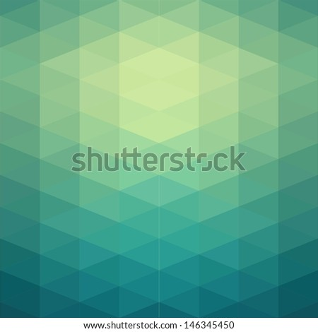 seamless geometric pattern made